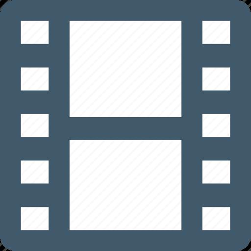 camera reel, cinema, film, film reel, image reel icon