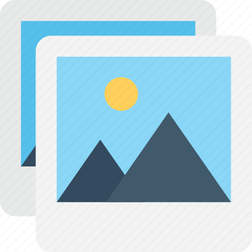 Landscape, photo, photogram, picture, scenery icon - Download on Iconfinder