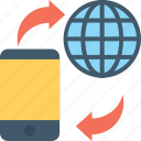 globe, internet, mobile, mobile data, mobile internet