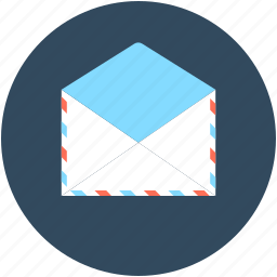 email, envelope, inbox, letter, post envelope icon