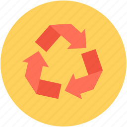 ecology, environment, recycle, recycling, reuseable packaging icon