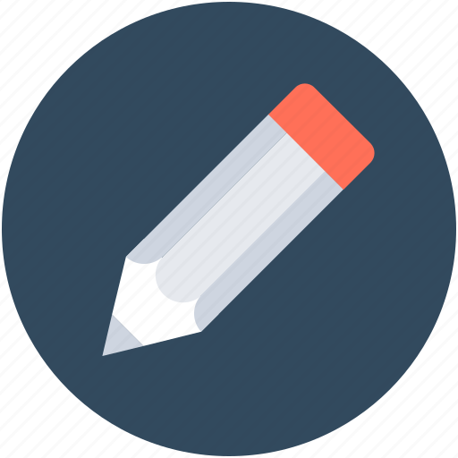 compose, draw, lead pencil, pencil, stationery icon