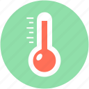 digital thermometer, fahrenheit, fever scale, temperature, thermometer icon