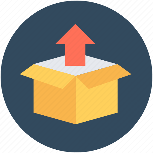 Email outbox, email sent, mailbox, outbox, sentbox icon - Download on Iconfinder