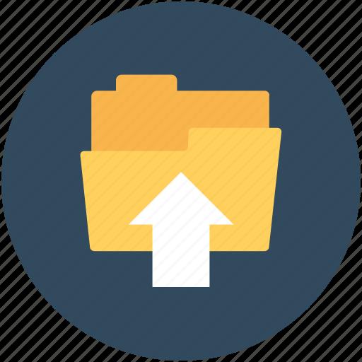 data storage, folder uploading, up arrow, upload file, uploading tray icon