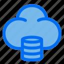 database, cloud, computing, internet, data