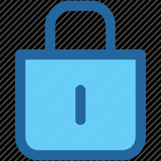 lock, padlock, security icon