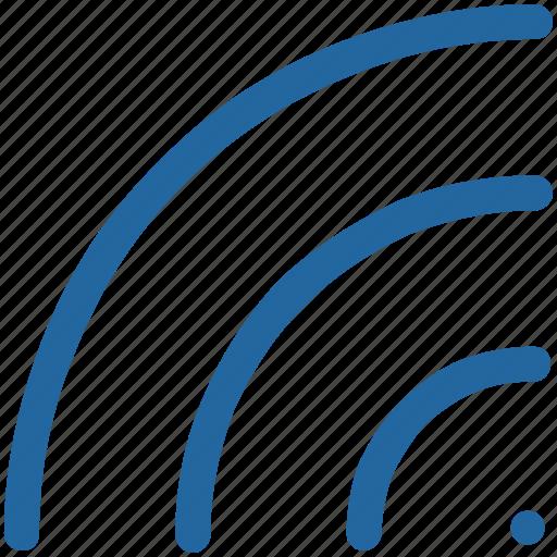 share, wifi, wireless icon
