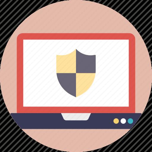 antivirus, cyber security, internet security, internet security shield, network security icon