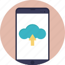 cloud app, cloud backup, cloud data transformation, cloud storage, icloud backup icon