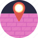 accessing location information, gps locator, location tracking, location tracking app, location tracking service icon