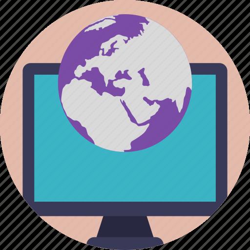 cyberspace, information superhighway, internet, web, world wide web icon