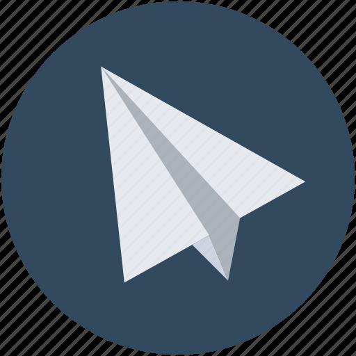handmade plane, origami, paper airplane, paper plane, plane icon