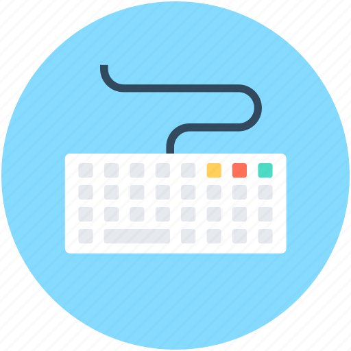 Computer device, computer hardware, computer keyboard, input device, keyboard icon - Download on Iconfinder