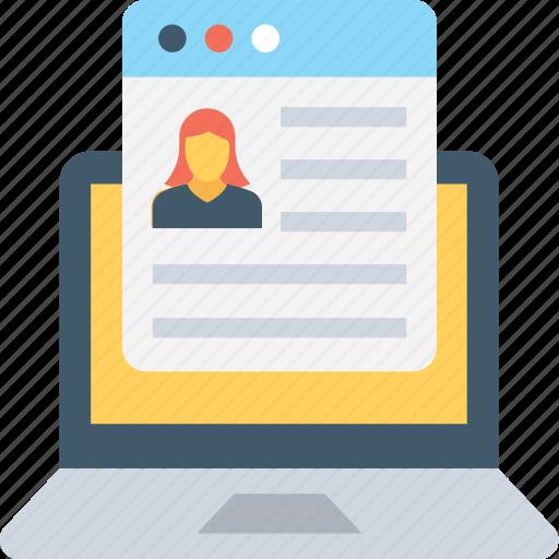 E docs, online docs, laptop, online storage, macbook icon