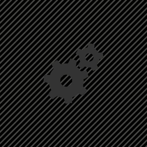 gear, machine, part, technology icon