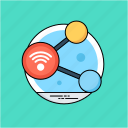 wifi internet, wifi network, wireless connection, wireless connectivity, wireless network icon