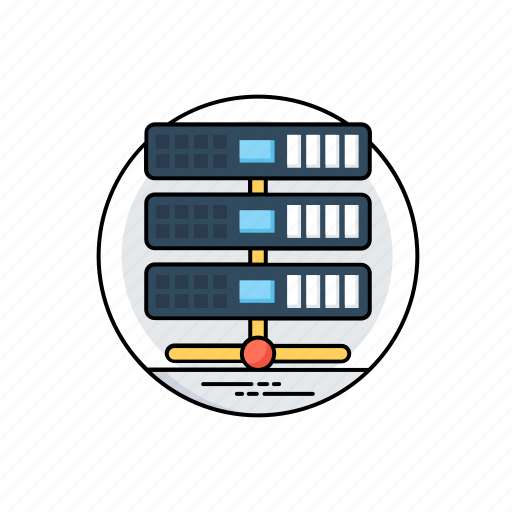 data center, hosting, hosting network, server hosting, web hosting icon