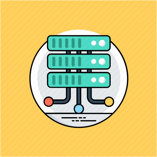 data storage device, rack computer, rackmount server, server, workstation icon