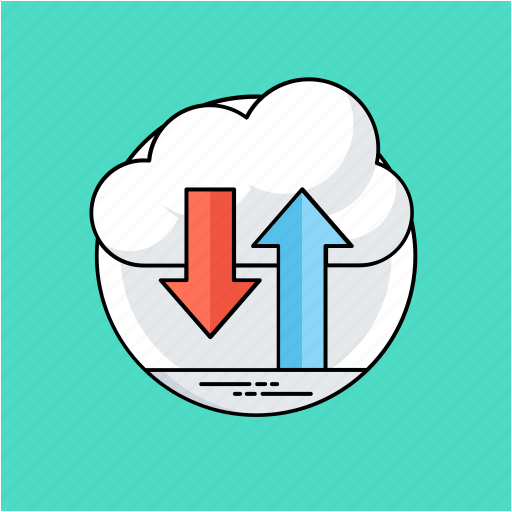 cloud access, cloud computing, cloud control, cloud data, cloud hosting icon