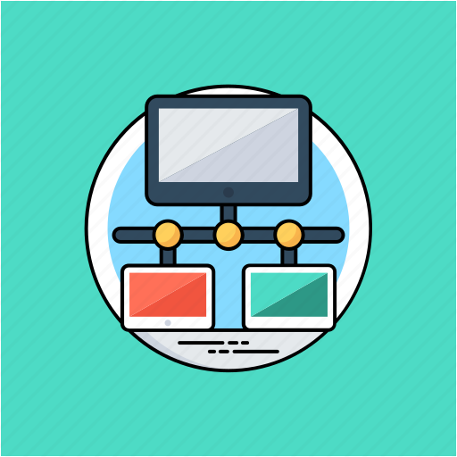 computer network, lan, network, network diagram, web connection icon