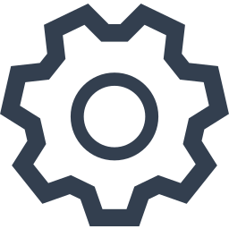 cog, configuration, gear, gears, machine part, options, preferences, setting, settings, technology, tool, tools icon