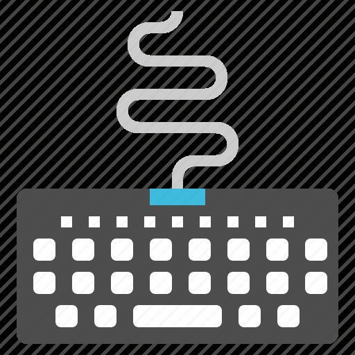 Computer, hardware, keyboard, keypad, type icon - Download on Iconfinder