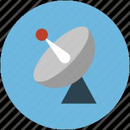 broadcasting, dish, dish antenna, satellite, satellite channels, satellite dish, signals, wireless antenna icon