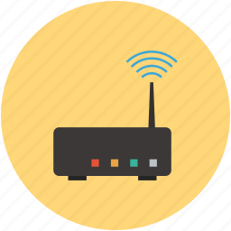 internet, modem, router, wifi, wifi modem, wifi router icon