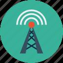 antenna, broadcasting, satellite, signals, wireless antenna