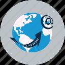 global, globe, url, webpage, website