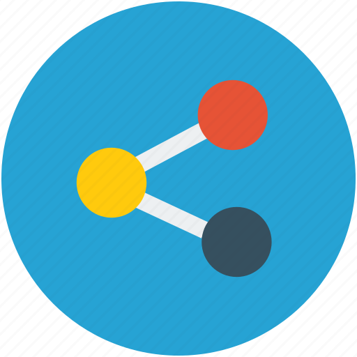 communication, link, linkage icon