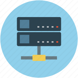 internet, network, server, stereo, technology icon