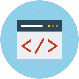language, programming, programming language, webpage icon
