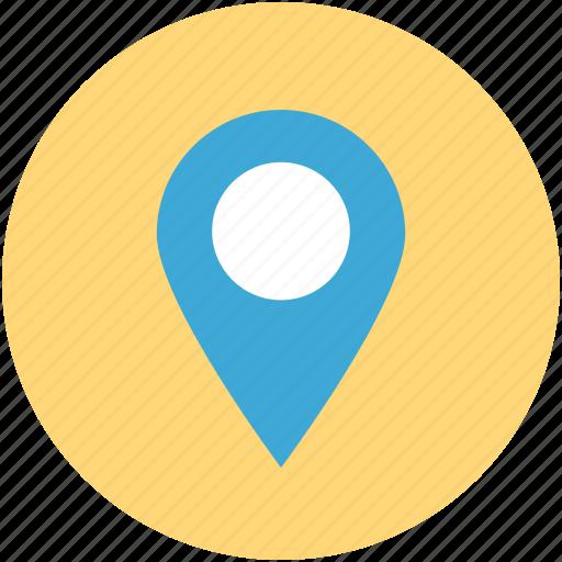 gps, location, locator, navigation, pin icon