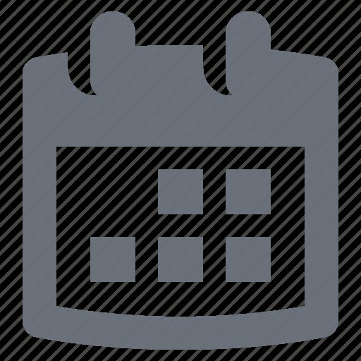 calendar, date, deadline, pika, simple icon