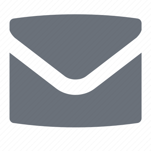 e-mail, email, envelope, pika, simple icon