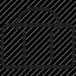 online shopping, shop bag, shopping, shopping bag, shopping purse icon