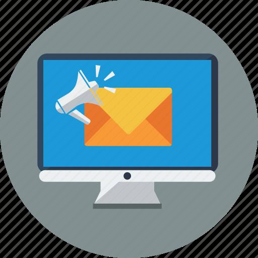 communication, email, envelope, internet, mail, marketing icon