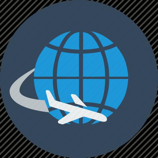 advertising, business, financial, international, marketing icon
