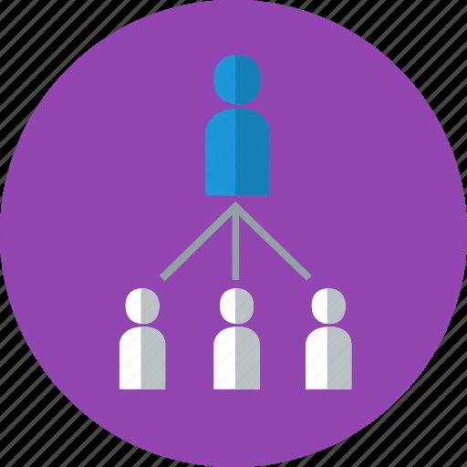 communication, internet, management, marketing, network, social icon