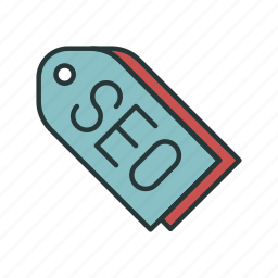 label, promotion, seo, tag icon