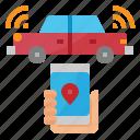car, gps, internet, things, wifi