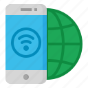 internet, phone, smart, things, wifi