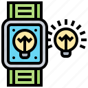 control, device, digital, smartwatch, wristwatch