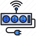 cable, cord, extension icon