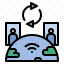 communication, connect, internet, network, wifi