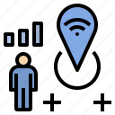 gps, hotspot, increase, network, share, signal, wifi