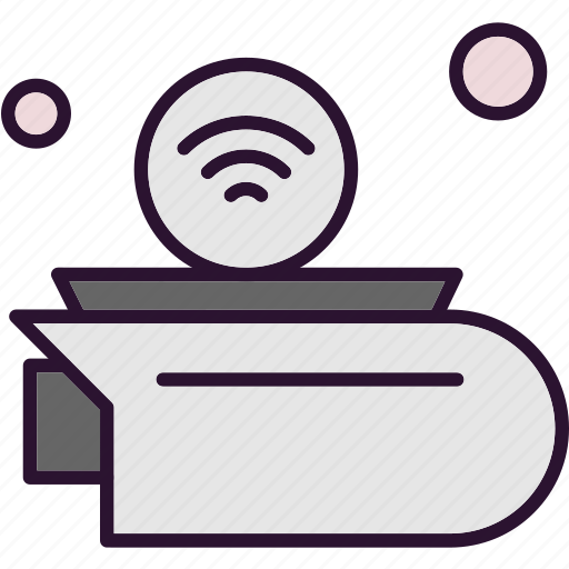 Evo, internet, things, wifi icon - Download on Iconfinder