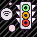 internet, signal, things, traffic, wifi